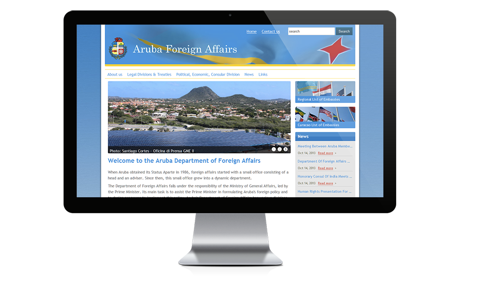 Aruba-Foreign-Affairs