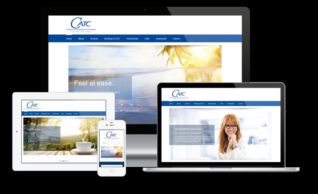 New site launch: CATC Bonaire
