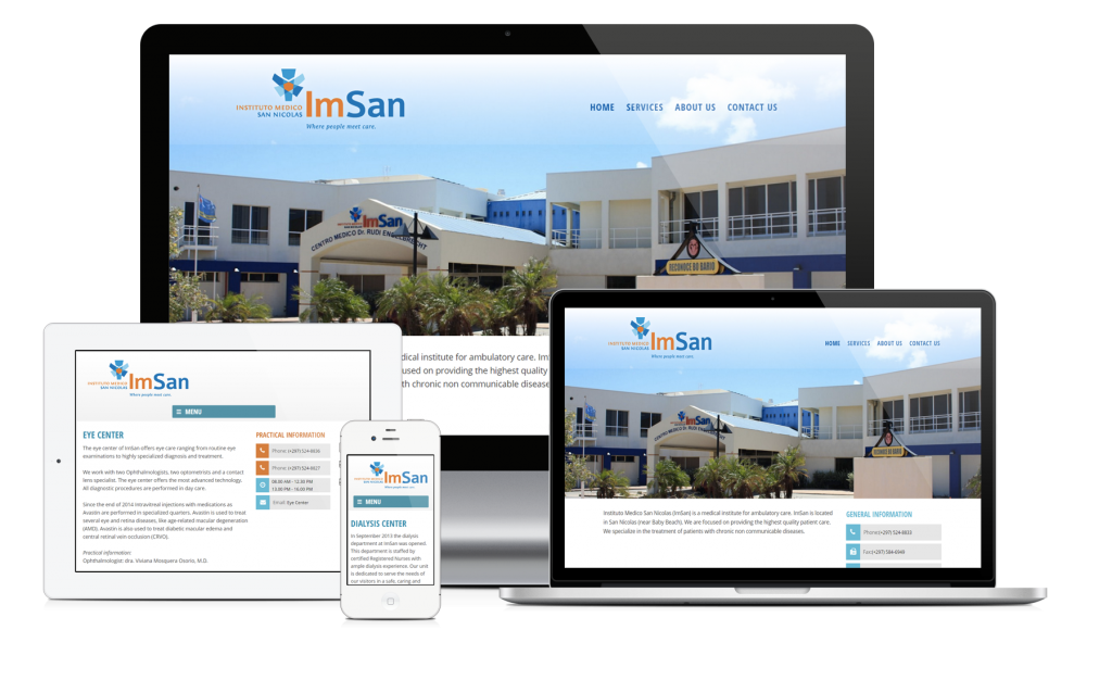 New site launch: ImSan
