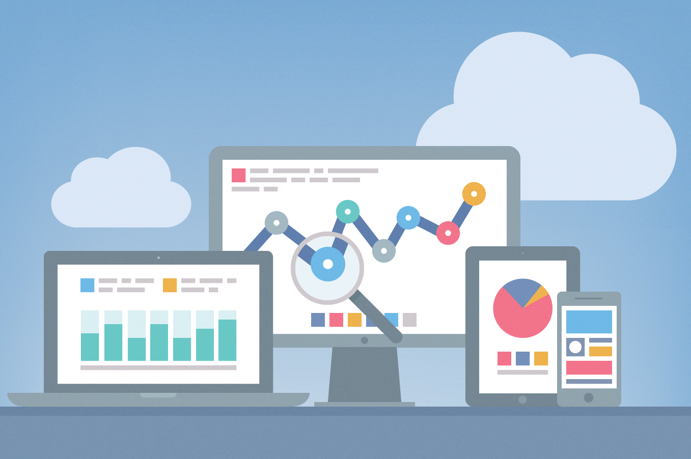 Making Sense of Google Analytics in a Few Easy Steps