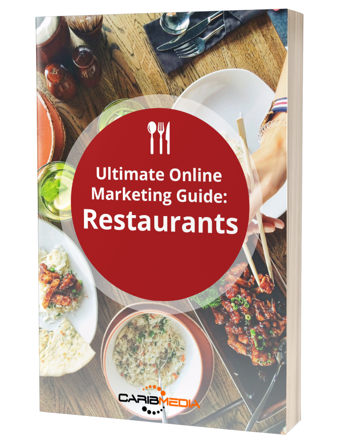 Front Cover Restaurant Marketing