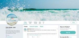 VisitAruba-Twitter-Account-branding-caribmedia-aruba-blog