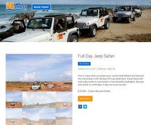 EL-tours-aruba-website-by-caribmedia-booking-online-drive-sales