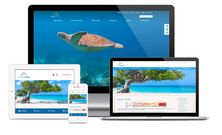 VisitAruba-dot-com-latest-CaribMedia-Aruba-website-project