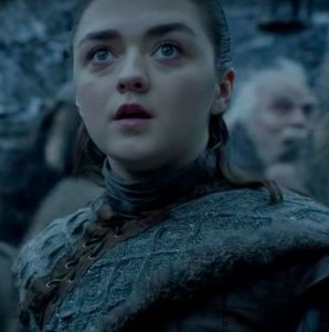 photo by HBO n digitalspy article - arya stark
