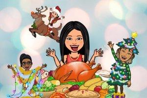 holiday throwback with caribmedia aruba feasting on christmas spirit blog written by megan rojer