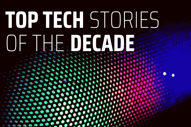 Tech's Extraordinary Decade: What Mattered Most in the Past 10 Years of Innovation